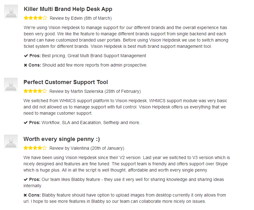 help desk software reviews