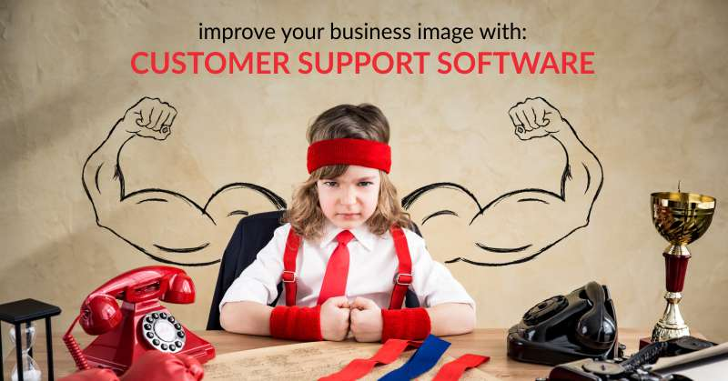 improve business image