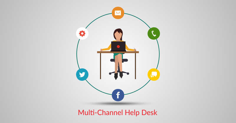 multi channel help desk
