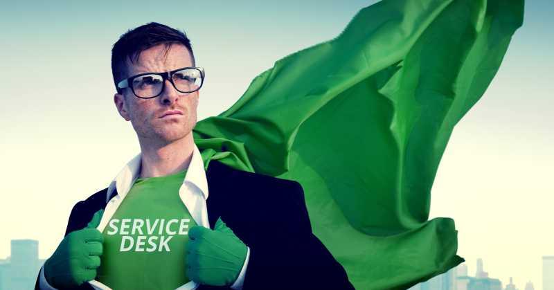 service desk software hero