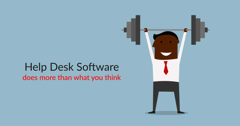 web based help desk software