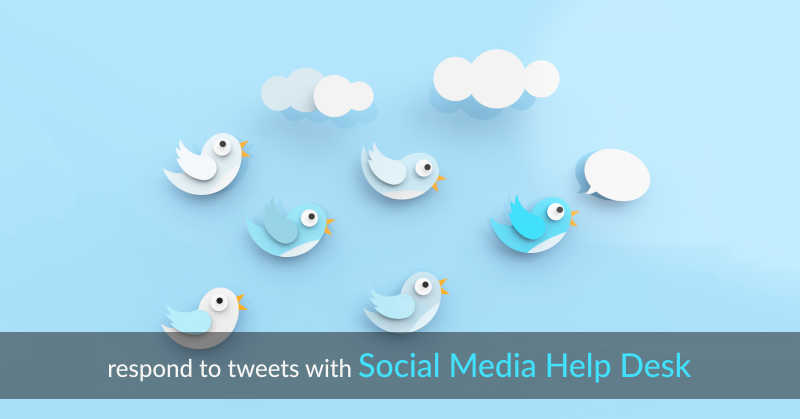 social media help desk software