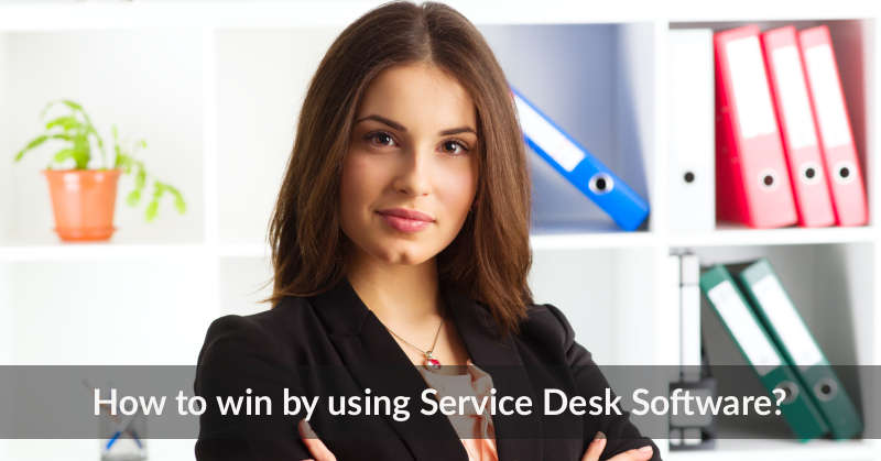 ITIL service desk Software
