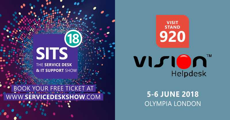 SITS – The Service Desk & IT Support Show