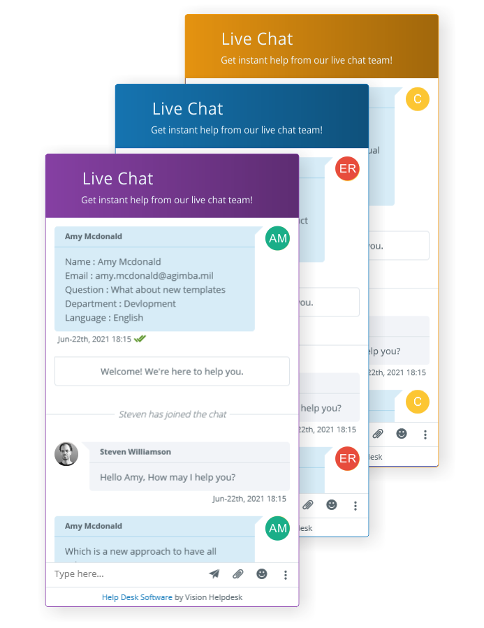 Live Chat Automation